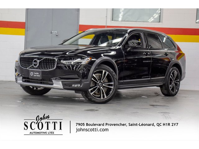 Volvo V90 Cross Country Premium Package 2019