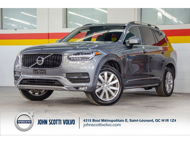 Volvo XC90 Momentum T6 CLIMATE / VISION / CONVENIENCE PA 2018