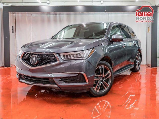 Acura MDX NAVIGATION (GPS ) **26 000KM**4X4(AWD) 2017