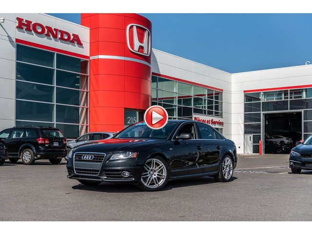 Audi A4 2.0T Premium/GARANTIE 6MOIS/10,000 KILOS INCL 2012