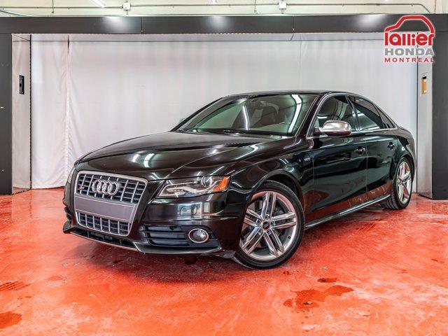 Audi S4 Premium**BLUETOOTH**TOIT OUVRANT**AC**PUSH ST 2012