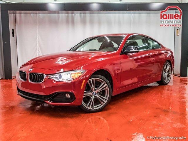 BMW 4 Series 428i xDrive ** BLUETOOTH ** CUIR ** UNE PROPR 2015