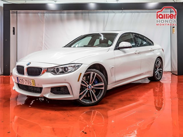 BMW 4 Series 435i xDrive **AWD(4X4)**INSPECTÉ CHEZ BMW** 2016