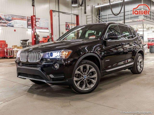 BMW X3 XDRIVE 28i *SEULEMENT 11,000KM!* AUCUN ACCIDE 2017