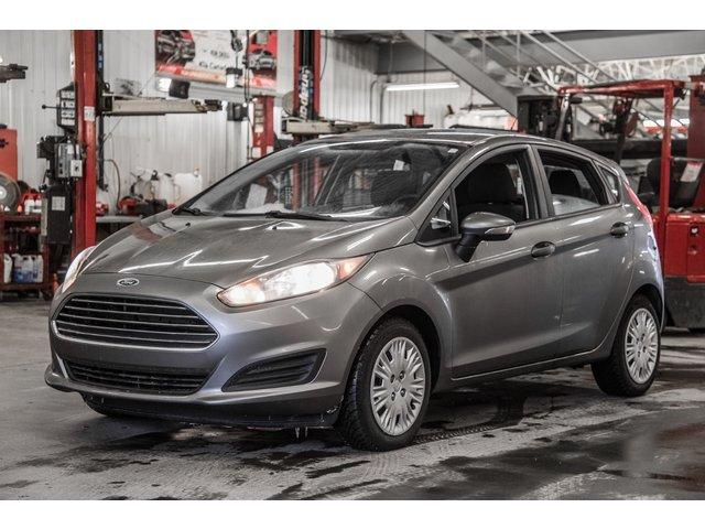 Ford Fiesta **SE+AUTOMATIQUE+A/C+SIÈGES CHAUFFANTS+**86,0 2014