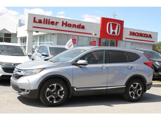 Honda CR-V Touring AWD / HONDA CANADA CERTIFIÉ 7 ANS/160 2019