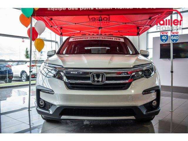 Honda PILOT EX-L NAVI AWD GARANTIE LALLIER 10ANS/200,000 KILOMETRES* 2019