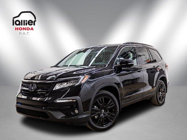 Honda Pilot Black Edition - DEMO 2021