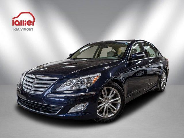 Hyundai Genesis W/Premium Pkg**JAMAIS ACCIDENTÉ** 2013