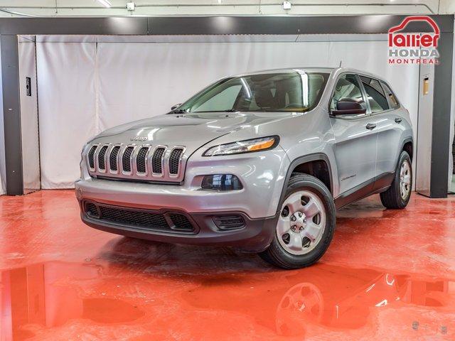Jeep Cherokee SPORT**AWD (4X4)**CAMÉRA DE RECUL** 2014