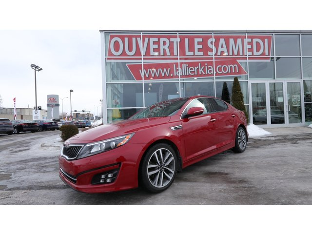 Kia Optima SX turbo *GARANTIE 10 ANS 200 000KM 2015