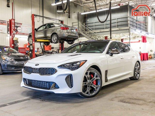 Kia Stinger GT LIMITED V6 AWD **TAUX À PARTIR DE 0.9%** 2018