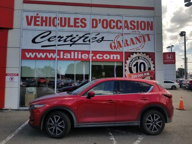 Mazda CX-5 GT**GPS**SYSTÈME DE SON BOSE** 2017