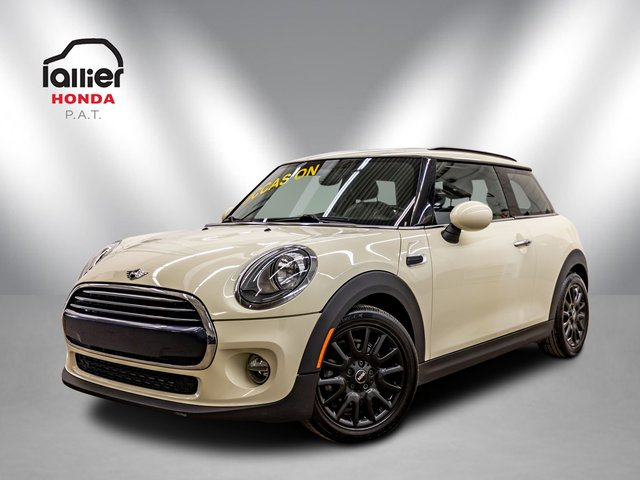 Mini Cooper Hardtop 1 PROPRIO JAMAIS ACCIDENTE 2017