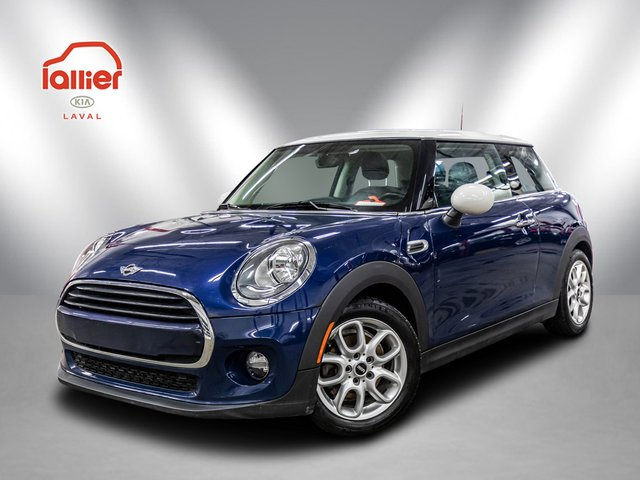 Mini Cooper TOIT OUVRANT+CUIR+MAGS+SEULEMENT 32 000KM 2017