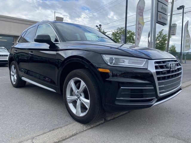 Audi Q5 Ensemble Navigation - Cuir - Toit Pano - Smar 2018