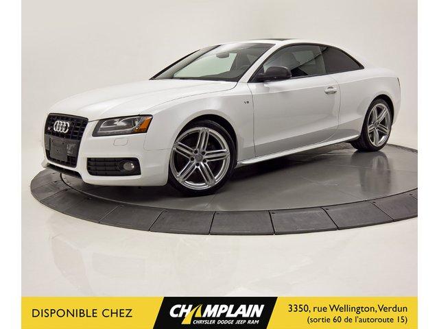 Audi S5 S5 + v8 + bang olfusen + muffler deleated + g 2010