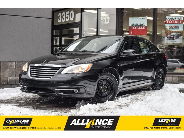 Chrysler 200 TOURING - SIEGES CHAUFFANTS - A/C - 2012