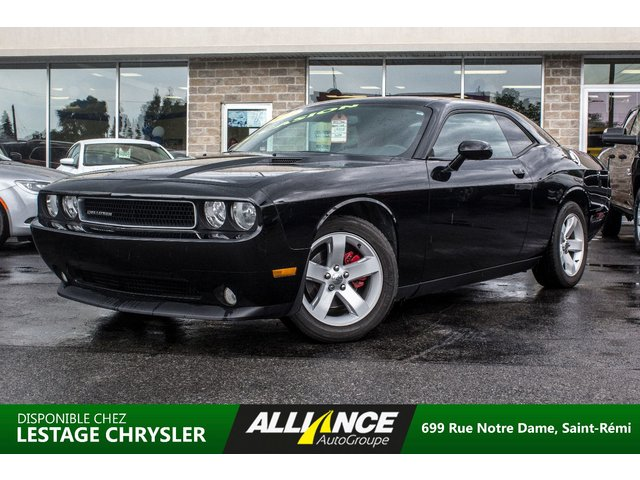 Dodge Challenger SXT PLUS TOIT CUIR 2013
