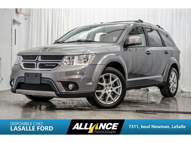 Dodge Journey Crew I 6 CYL I MAGS 2013