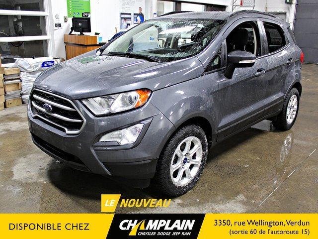 Pre Owned 2018 Ford Ecosport For Sale At