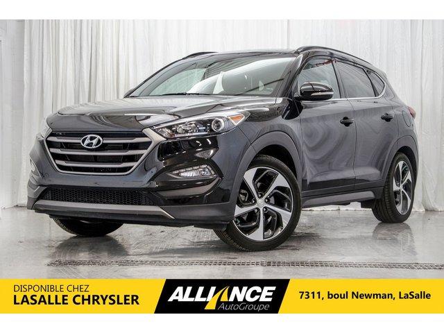 Hyundai Tucson LIMITED | AWD, TOIT PANO | GPS | SIEGES CHAUF 2016