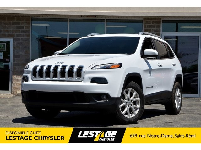Jeep Cherokee North EDITION 4X4 6 CYLINDRE 2018