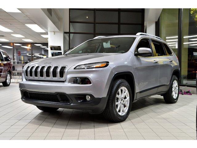 Jeep Cherokee LATITUDE North 2018