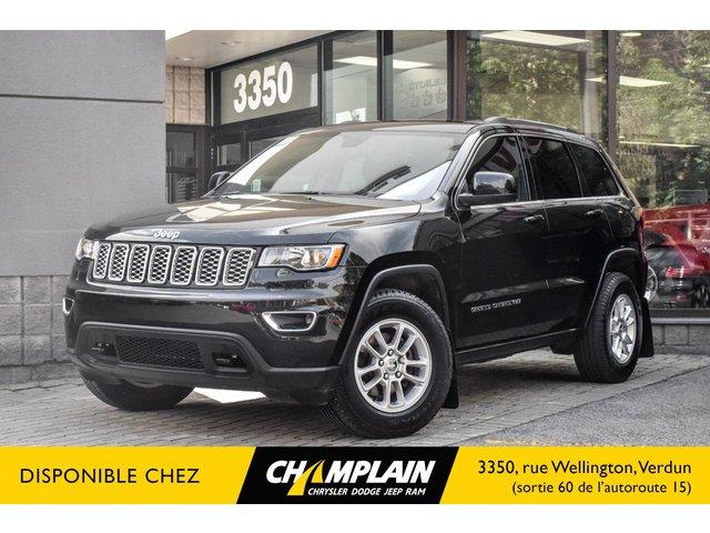 Jeep GRAND Cherokee LAREDO 4X4 | CAMERA | BLUETOOTH | SIÈGES ET VOLANT C 2018
