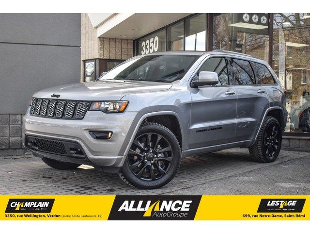 Jeep Grand Cherokee ALTITUDE - GPS - TOIT - CUIR/SUÈDE - CAMERA 2020