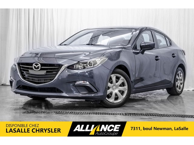 Mazda Mazda3 GX-SKY I SPORT | BLUETOOTH | 2014