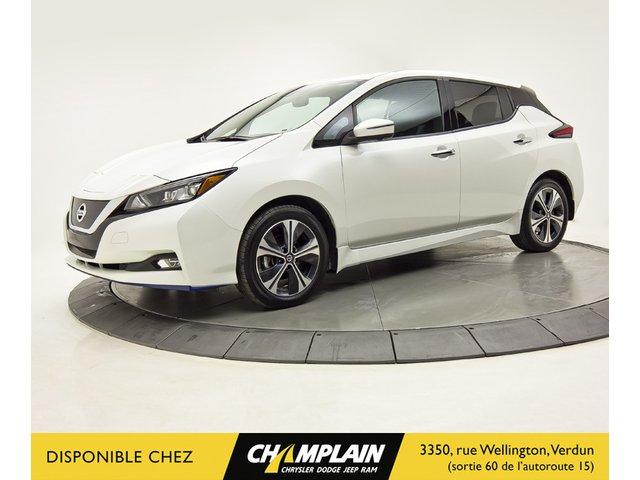 Nissan Leaf SL PLUS +NAV+CUIR 2020
