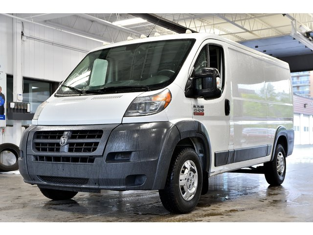 RAM promaster 1500 Low Roof 2014