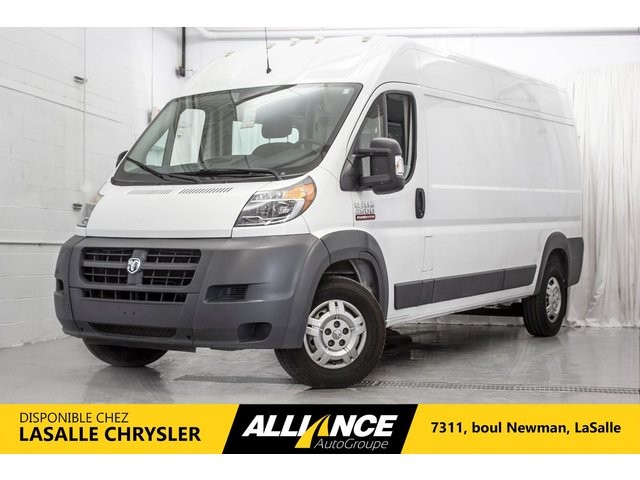 RAM Promaster 2500 | HIGH ROOF | A/C. GRP ELECT 2014