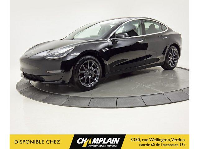 Tesla MODEL 3 LONG RANGE BATTERY   163$ SEM +TX / 84 MOIS 2018
