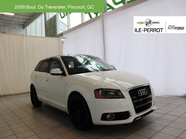 Audi A3 2.0T Premium,QUATRO,TOIT OUVRANT 2011