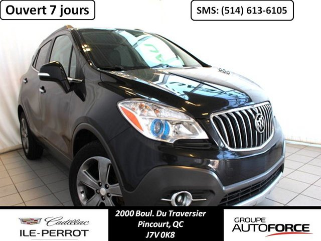Buick Encore Leather 2014