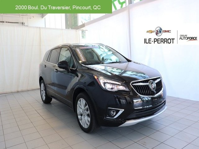 Buick ENVISION PREMIUM II,AWD,TOIT PANO,ROUES 19 ¨,BOSE SYST 2019