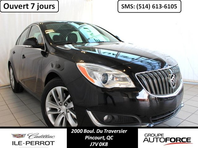 Buick Regal 4DR SDN TURBO AWD, NAVIGATION 2016