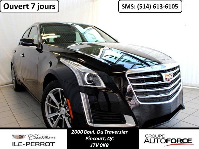 Cadillac CTS Sedan Luxury Collection AWD 2017