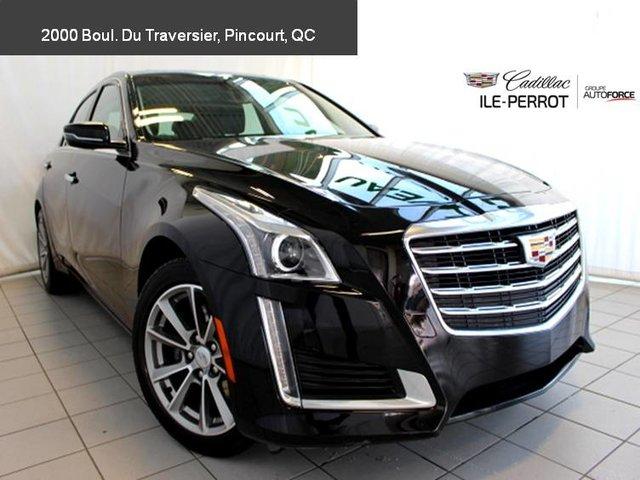 Cadillac CTS Luxury AWD,TOIT PANO,NAV 2017