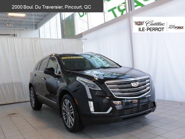 Cadillac XT5 PREMIU Premium Luxury AWD 2019