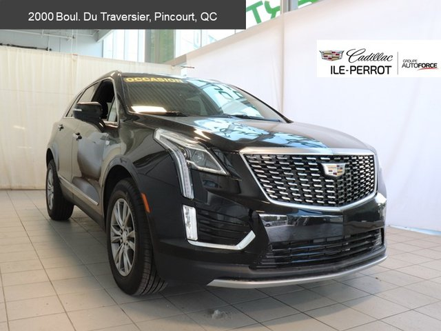 Cadillac XT5 PREMIUM LUXURY,TOIT PANO,ADVANCED SECURITY PK 2020