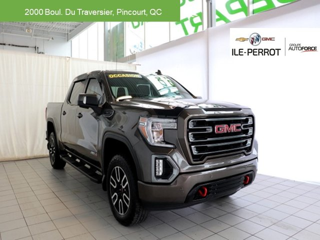 Gmc Sierra AT4,TOIT OUVRANT,NEW GEN,TAILGATE MULTIPRO 2019