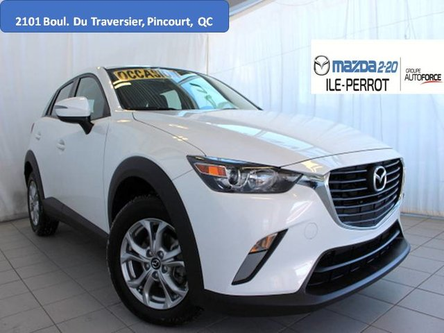Mazda CX-3 GS A/C BLUETOOTH USB 2017