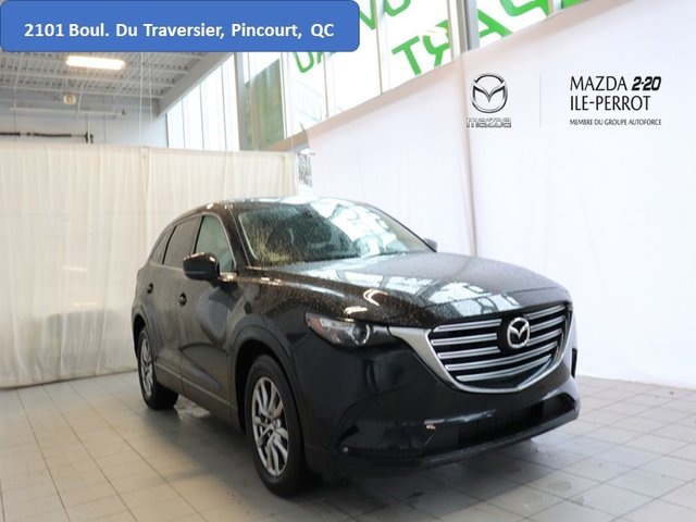 Mazda CX-9 GS LUXE AWD 7 PASSAGERS CUIR TOIT OUVRANT CAM 2017