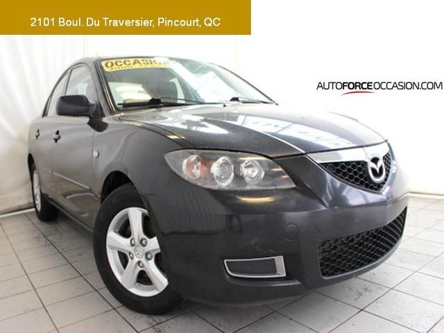 Mazda Mazda3 GS AUT AC MAGS BELLE CONDITION 2007
