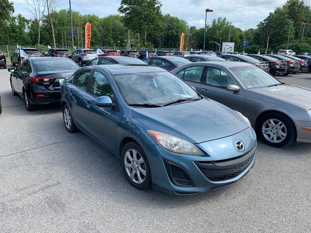 Mazda Mazda3 GS COMFORT TOIT OUVRANT A/C AUX TOUTE ÉQUIPÉE 2011