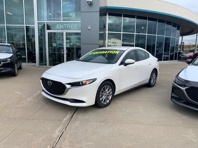 Mazda Mazda3 GS AWD GARANTIE 5 ANS LIQUIDATION CARPLAY FUL 2019