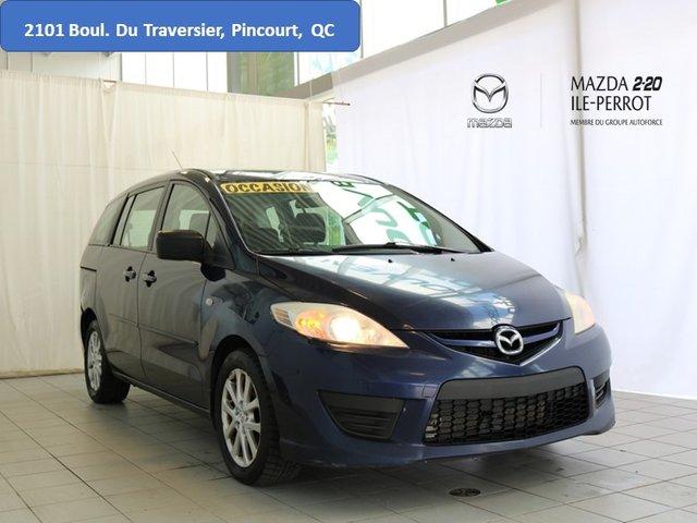 Mazda Mazda5 GS 6 PASSAGERS ÉCONOMIQUE PETIT PRIX 2008